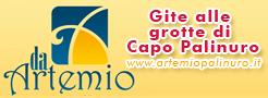 Artemio - Gite alle grotte al Porto di Palinuro