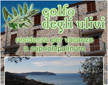 Golfo degli Ulivi - Residenza vacanze a Caprioli Palinuro