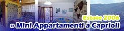 Mini appartamenti a Caprioli
