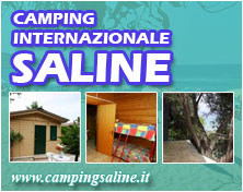Camping Saline - Palinuro - Cilento - Mare